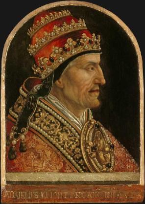 Paus Adrianus VI