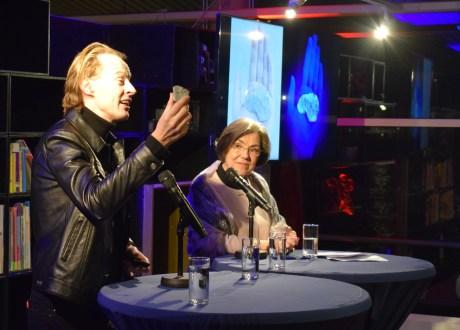 Presentatie Levenslicht Rotterdam, Foto: Cas van der Made