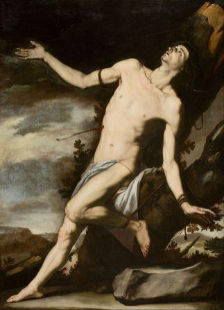 Jusepe Ribera - Sint Sebastiaan