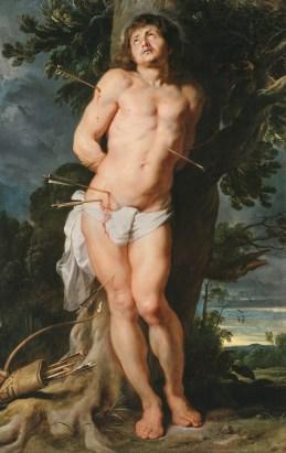 Peter Paul Rubens - Sint Sebastiaan