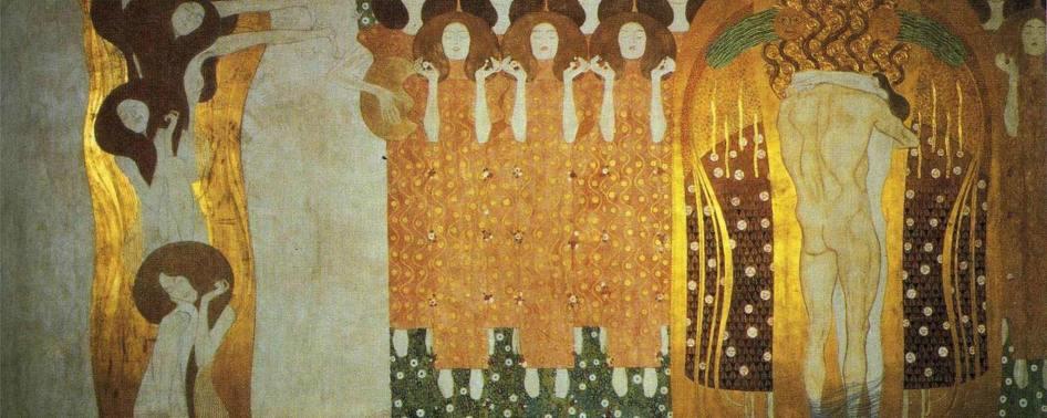 Beethoven Fries - Gustav Klimt