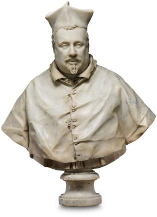 Giuliano Finelli - Kardinaal Scipione Borghese