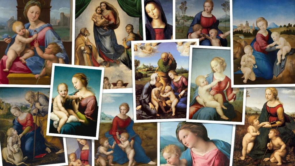 Raphael Madonna met Kind