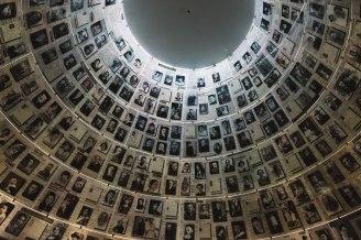 Jerusalem - Hall of Names Yad Vashem