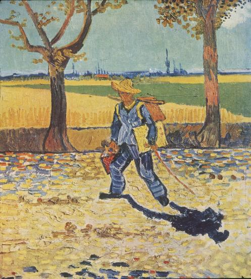 Vincent van Gogh - Schilder op weg naar Werk