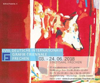 XVIII. Grafik-Triennale – Programm