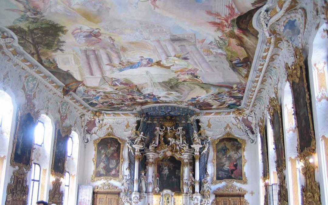 """Buchpräsentation """"Die Asamkirche Maria de Victoria zu Ingolstadt"""""""