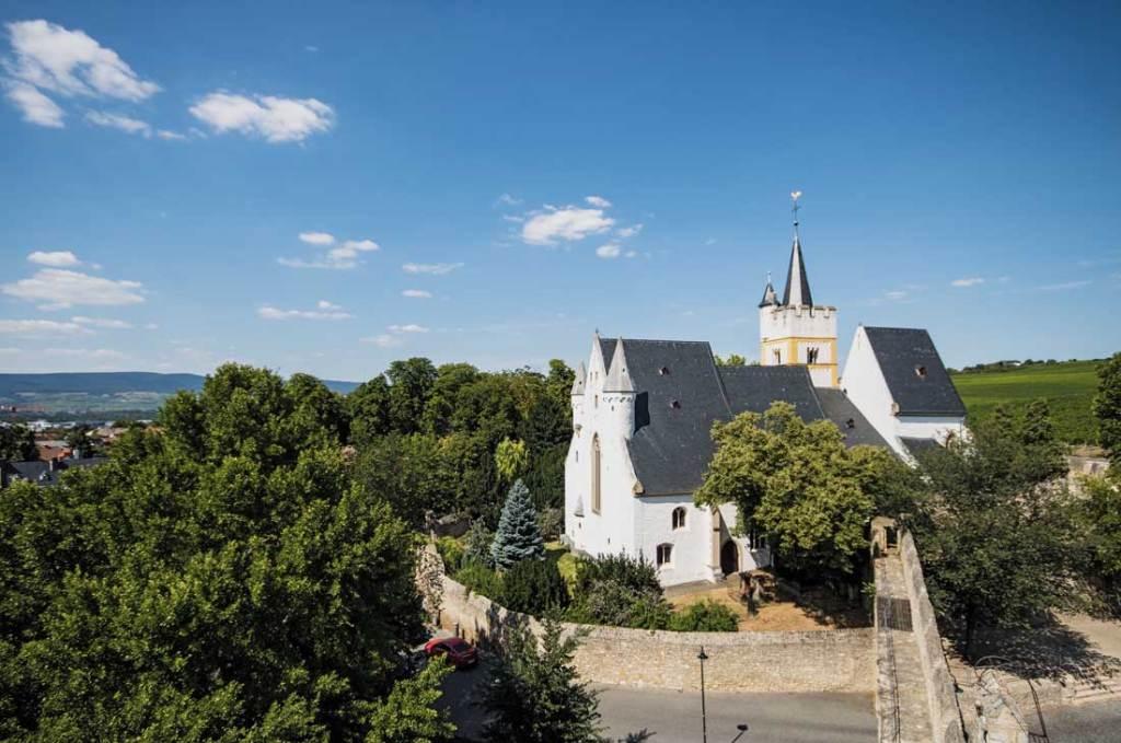 Kunstverlag Josef Fink, Die evangelische Burgkirche zu Ober-Ingelheim