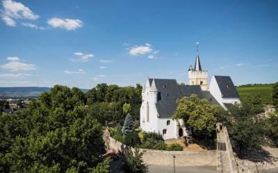 Kunstführer über die Burgkirche Ober-Ingelheim
