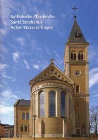 Katholische Pfarrkirche Sankt Stephanus Aalen-Wasseralfingen