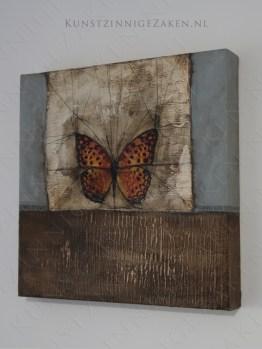 Ariadne Schilderij Vlinder