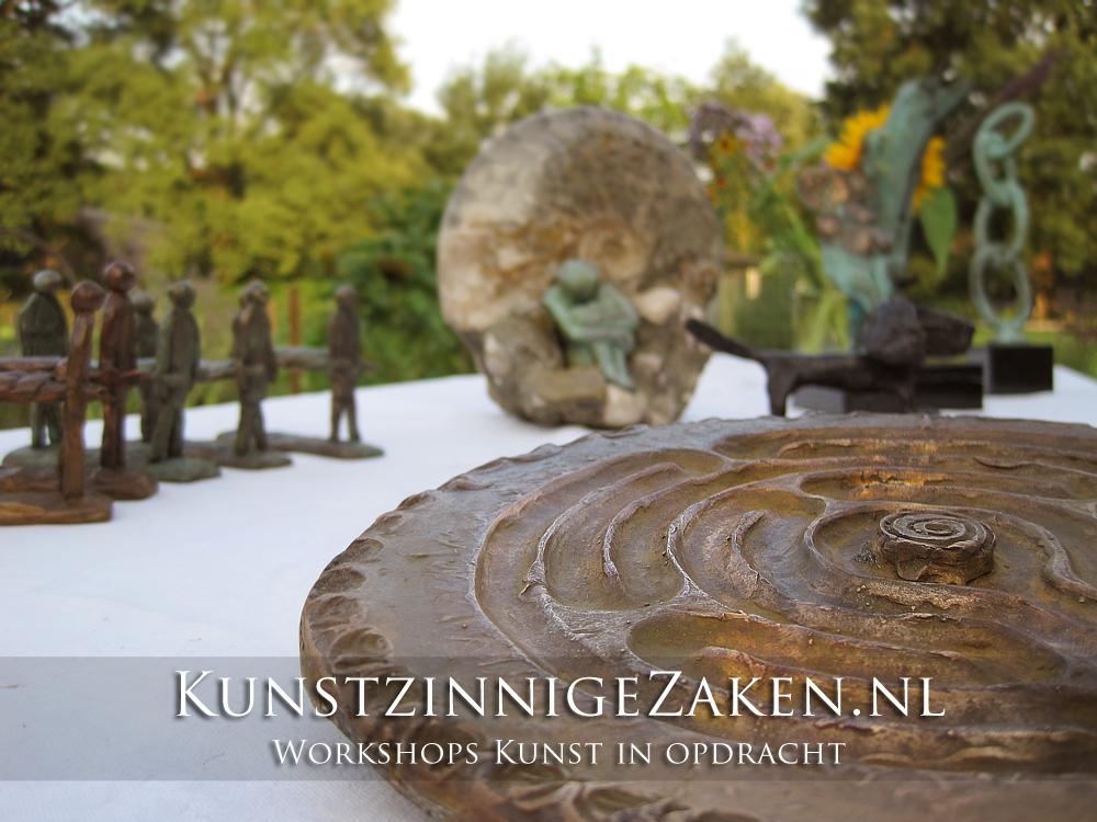 Bronzen beelden cursus