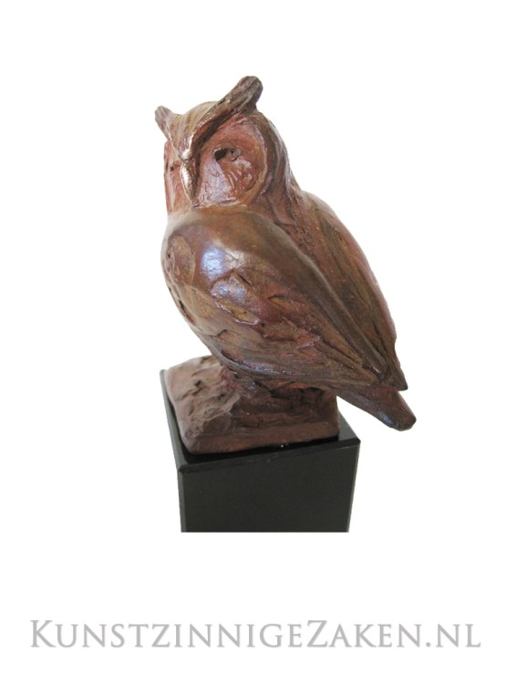 beeldje van een uil