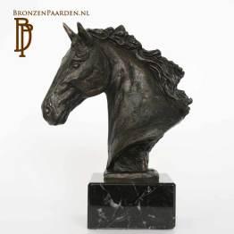paarden beeldje hoofd