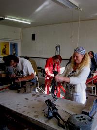 Workshop bronsgieten cursus
