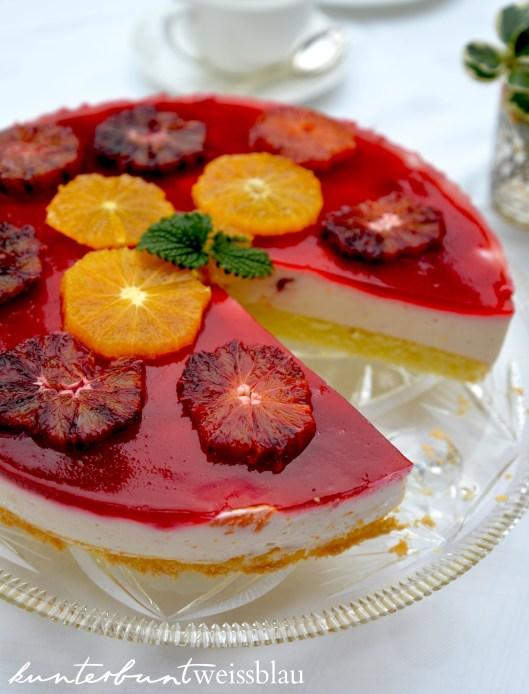 Orangentorte I