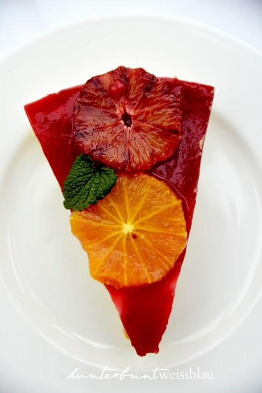 Orangentorte V