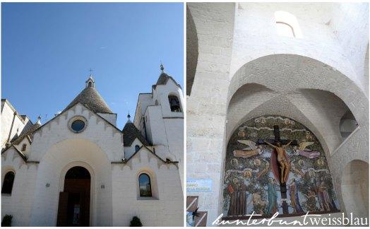 Trulli Kirche Kopie