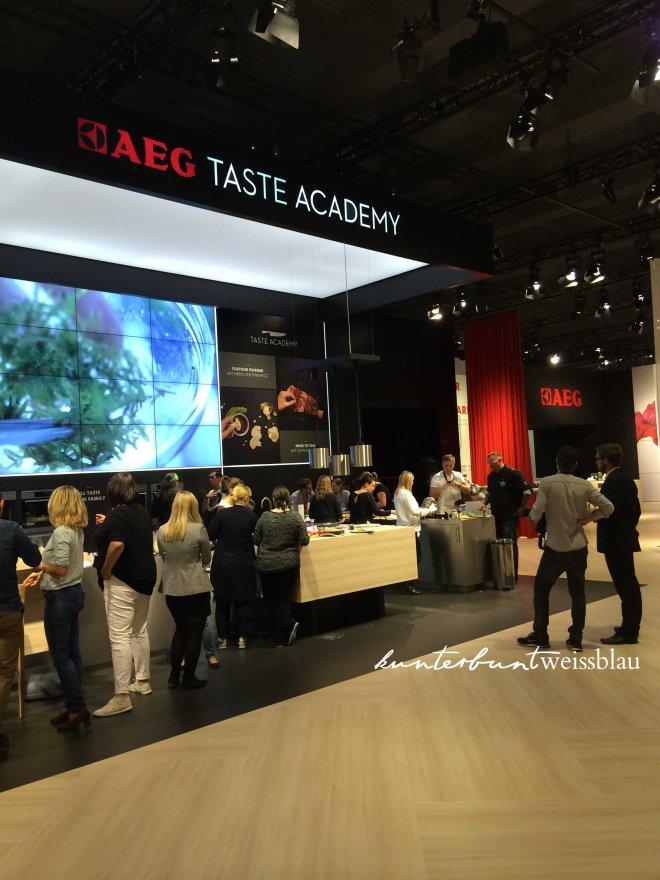 AEG Tasteacademy
