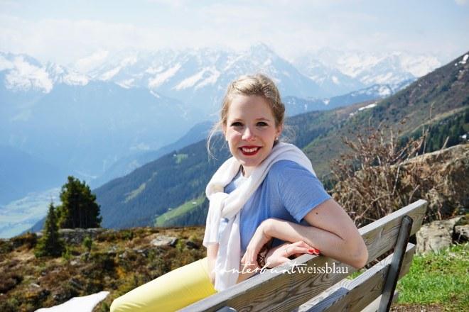 Zillertal Pass_selfie