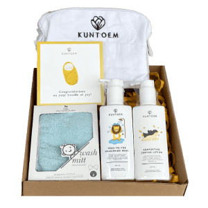 Kuntoem Boy Hamper New Born