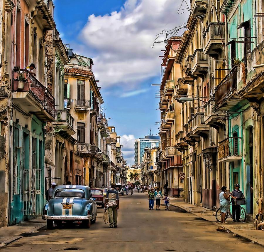 【キューバ旅行記】カリートとの再会、朝食までの長い道のり。