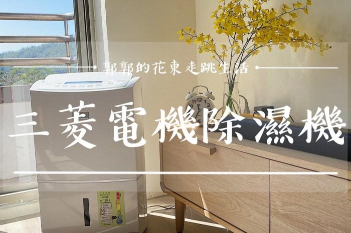 【家電開箱】三菱MJ-E160HN高效節能除濕機┃吸水海綿無誤,日本製造的高人氣變頻除溼選擇┃