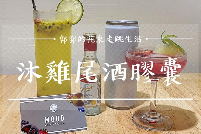 【生活開箱】沐・雞尾酒MOOD Cocktails┃人人都是調酒大師,方便卻不失專業的派對選擇┃