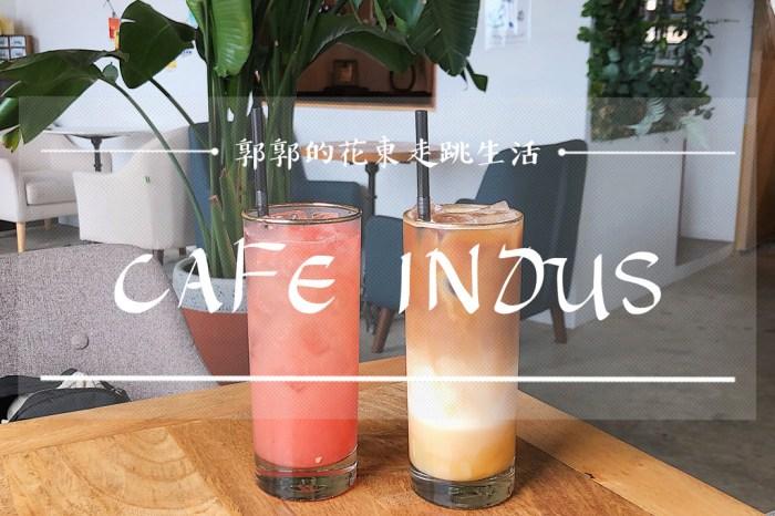 【韓國釜山】CAFE INDUS카페인더스┃青沙浦雙胞胎燈塔旁置身小歐洲街區的文青咖啡廳┃