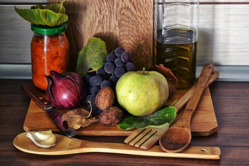 Food, Grapes, Onion, Olive Oil, Hungarian