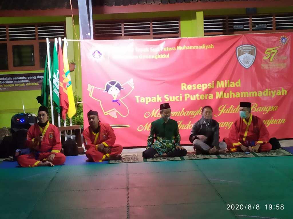 Resepsi Milad Tapak Suci Putera Muhammadiyah Ke 57