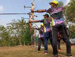 Raih Juara Umum III NSOC 2020, MPRO Archery Persembahkan Dua Medali Emas Untuk Gunungkidul