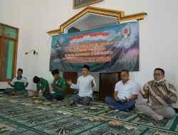 Jalin Kebersamaan Wujudkan NKRI Harga Mati, PC Ansor dan MT Darul Hasyim Yogyakarta Silaturahmi Dengan Warga Gunungkidul