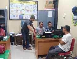 Njambret, Lelaki Paruh Baya Ditangkap Polisi