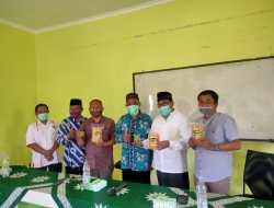 Sambangi Ponpes Modern Darul Khoir, Sutrisna Wibawa Bakal Beri Mobil Operasional