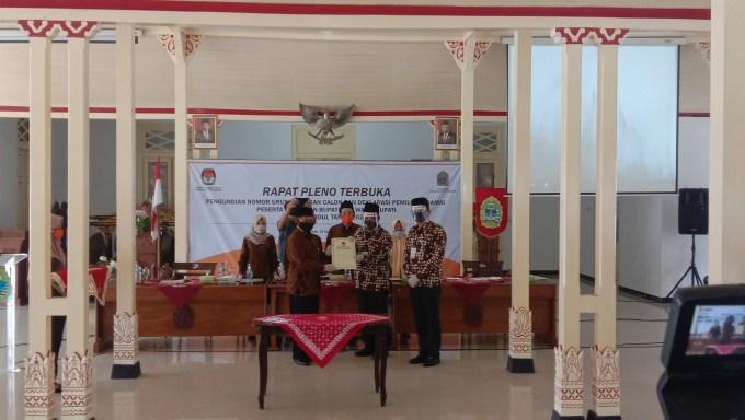 Bambang Wisnu Handoyo - Benyamin Sudarmadi