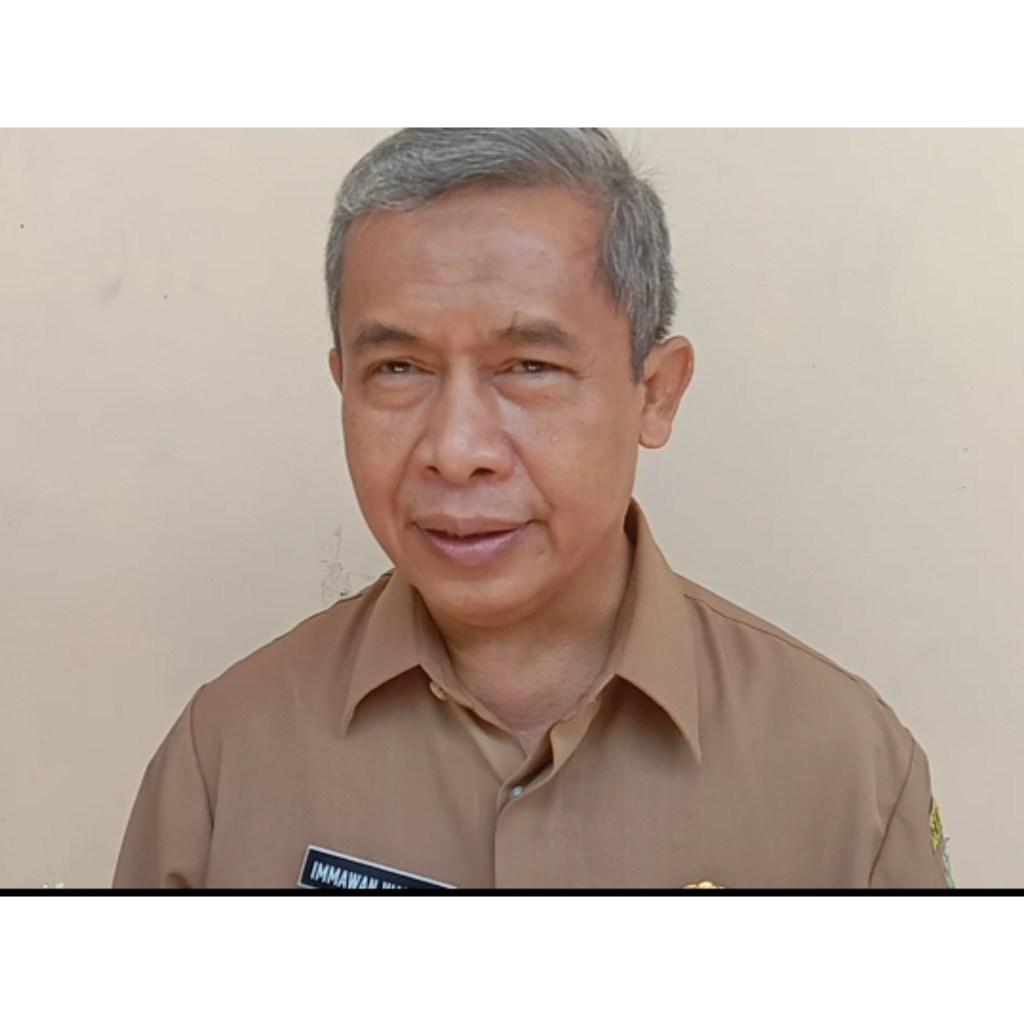 Wakil Bupati Gunungkidul Immawan Wahyudi