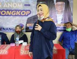 Politik Kemanusiaan Calon Wakil Bupati Martanty Soenar Dewi