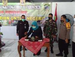 TMMD Ke 109 Sengkuyung Tahap III, Warga Kalurahan Girijati Punya Jalan Anyar