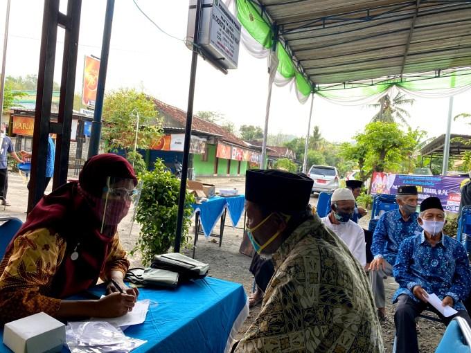 Pasien Perdana PKU Muhammadiyah Ponjong