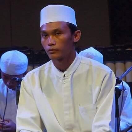Ketua PC Ansor Gunungkidul Lutfi Kharis Mahfud