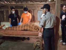 Warga Tanjungsari Ditemukan Tewas di Ladang Minum Racun Furadan