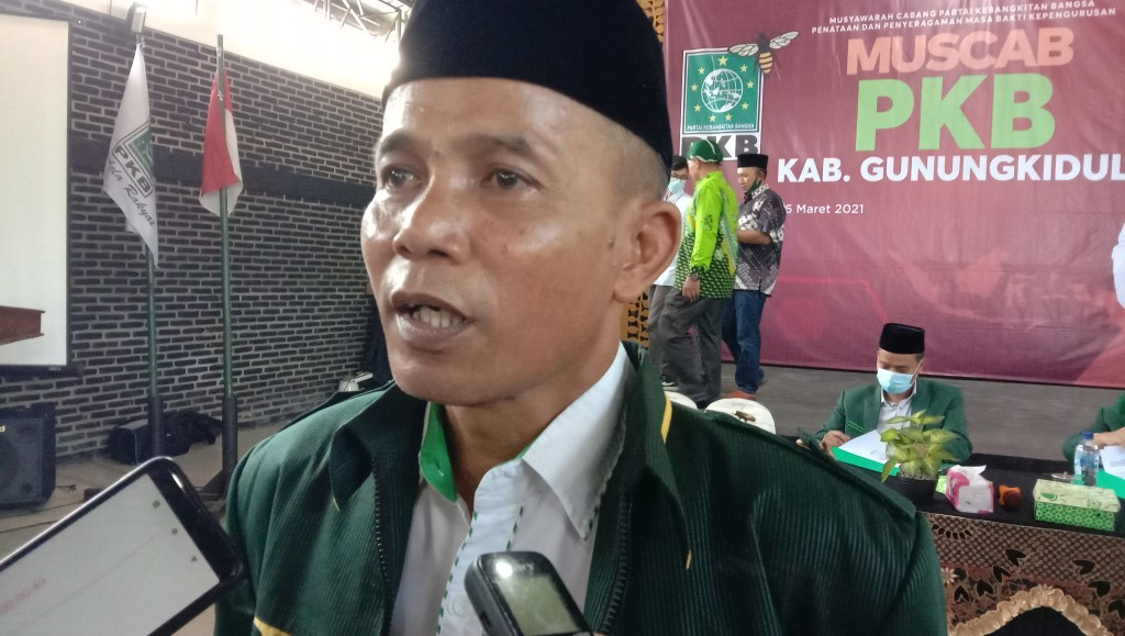 Ketua DPC PKB Sutiyo