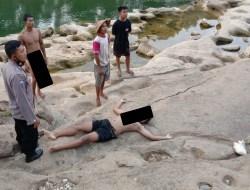 Berenang di Sungai Oya, Bocah Dibawah Umur Ditemukan Tak Bernyawa