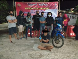 Nyolong Rokok Dan Hanphone, Warga Banjarejo Ditangkap Polisi