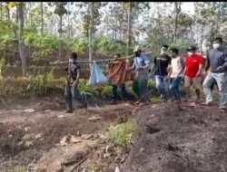 Warga Jatiayu Ditemukan Gantung Diri di Pohon Jambu