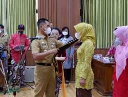 Istri Bupati Sunaryanta Dikukuhkan Jadi Ibu PAUD