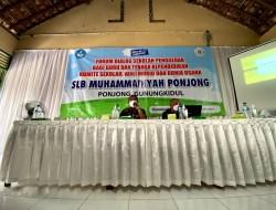 SLB Muhammadiyah Ponjong Sukseskan Forum Dialog Sekolah Penggerak