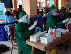 Capaian Vaksinasi Dua Kapanewon Rendah, Dinas Kesehatan Gandeng Pihak Swasta