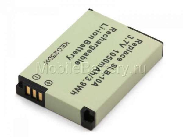 Аккумулятор для фото и видеокамеры JVC BN-VH105, Samsung ...